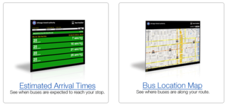 Chicago Transit Authority | CTA Bus Tracker