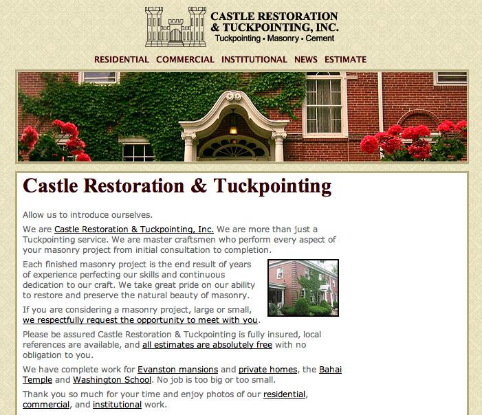Castleresotration