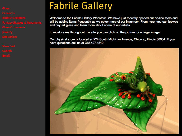Fabrilegallery